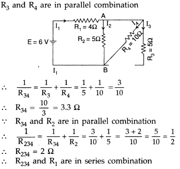 Important Questions for Class 12 Physics Chapter 3 Current Electricity Class 12 Important Questions 123