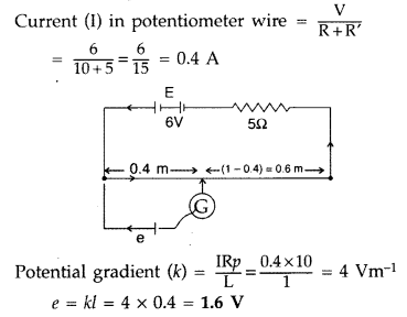 Important Questions for Class 12 Physics Chapter 3 Current Electricity Class 12 Important Questions 146