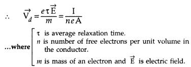 Important Questions for Class 12 Physics Chapter 3 Current Electricity Class 12 Important Questions 16