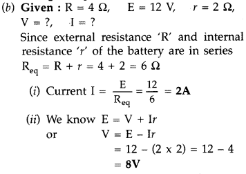 Important Questions for Class 12 Physics Chapter 3 Current Electricity Class 12 Important Questions 184