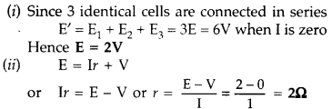 Important Questions for Class 12 Physics Chapter 3 Current Electricity Class 12 Important Questions 20