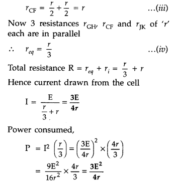 Important Questions for Class 12 Physics Chapter 3 Current Electricity Class 12 Important Questions 214