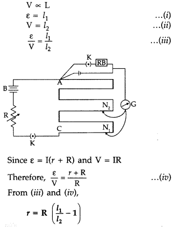Important Questions for Class 12 Physics Chapter 3 Current Electricity Class 12 Important Questions 215