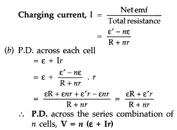 Important Questions for Class 12 Physics Chapter 3 Current Electricity Class 12 Important Questions 84