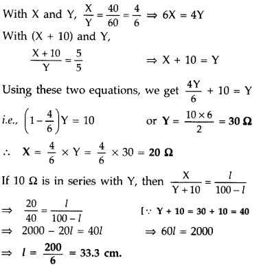 Important Questions for Class 12 Physics Chapter 3 Current Electricity Class 12 Important Questions 93