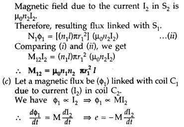 Important Questions for Class 12 Physics Chapter 6 Electromagnetic Induction Class 12 Important Questions 84