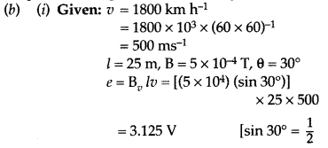Important Questions for Class 12 Physics Chapter 6 Electromagnetic Induction Class 12 Important Questions 87