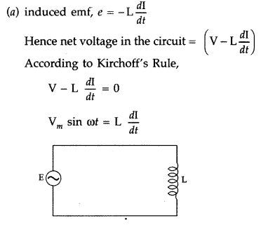 Important Questions for Class 12 Physics Chapter 7 Alternating Current Class 12 Important Questions 116