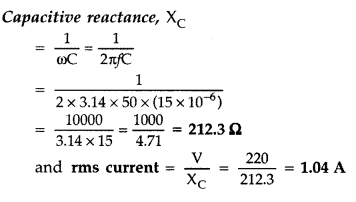 Important Questions for Class 12 Physics Chapter 7 Alternating Current Class 12 Important Questions 20