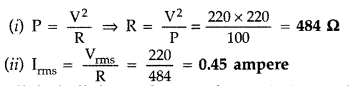 Important Questions for Class 12 Physics Chapter 7 Alternating Current Class 12 Important Questions 23