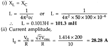 Important Questions for Class 12 Physics Chapter 7 Alternating Current Class 12 Important Questions 28