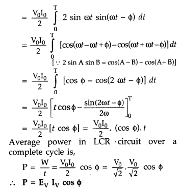 Important Questions for Class 12 Physics Chapter 7 Alternating Current Class 12 Important Questions 43