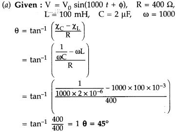 Important Questions for Class 12 Physics Chapter 7 Alternating Current Class 12 Important Questions 45