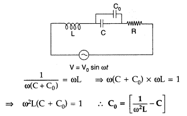 Important Questions for Class 12 Physics Chapter 7 Alternating Current Class 12 Important Questions 57