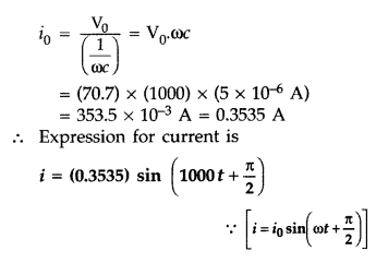 Important Questions for Class 12 Physics Chapter 7 Alternating Current Class 12 Important Questions 59