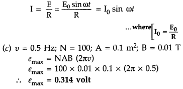 Important Questions for Class 12 Physics Chapter 7 Alternating Current Class 12 Important Questions 70