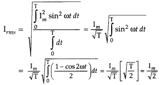 Important Questions for Class 12 Physics Chapter 7 Alternating Current Class 12 Important Questions 73