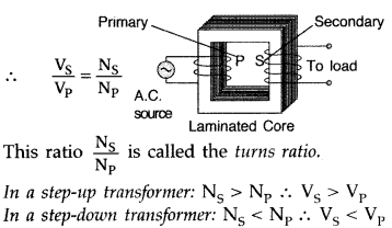 Important Questions for Class 12 Physics Chapter 7 Alternating Current Class 12 Important Questions 99