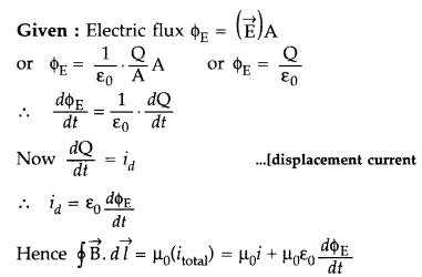Important Questions for Class 12 Physics Chapter 8 Electromagnetic Waves Class 12 Important Questions 18