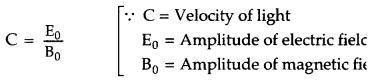 Important Questions for Class 12 Physics Chapter 8 Electromagnetic Waves Class 12 Important Questions 2