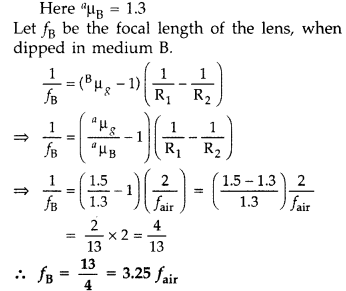 Important Questions for Class 12 Physics Chapter 9 Ray Optics and Optical Instruments Class 12 Important Questions 102