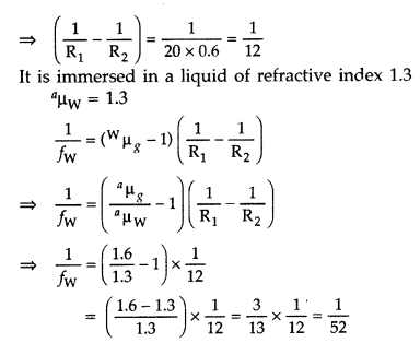 Important Questions for Class 12 Physics Chapter 9 Ray Optics and Optical Instruments Class 12 Important Questions 104