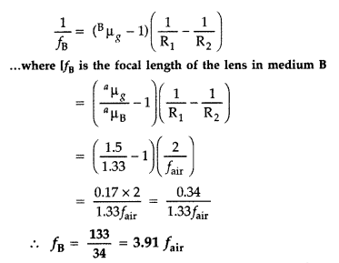 Important Questions for Class 12 Physics Chapter 9 Ray Optics and Optical Instruments Class 12 Important Questions 106