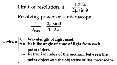 Important Questions for Class 12 Physics Chapter 9 Ray Optics and Optical Instruments Class 12 Important Questions 124