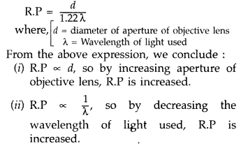 Important Questions for Class 12 Physics Chapter 9 Ray Optics and Optical Instruments Class 12 Important Questions 144