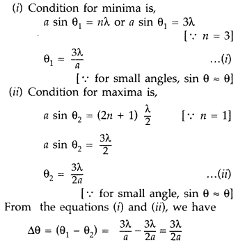 Important Questions for Class 12 Physics Chapter 9 Ray Optics and Optical Instruments Class 12 Important Questions 145