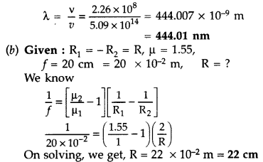 Important Questions for Class 12 Physics Chapter 9 Ray Optics and Optical Instruments Class 12 Important Questions 154