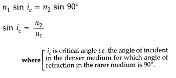 Important Questions for Class 12 Physics Chapter 9 Ray Optics and Optical Instruments Class 12 Important Questions 157