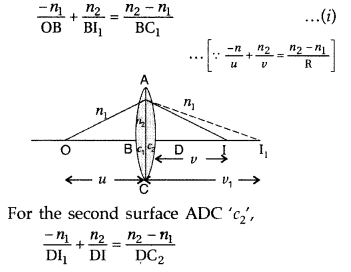 Important Questions for Class 12 Physics Chapter 9 Ray Optics and Optical Instruments Class 12 Important Questions 181