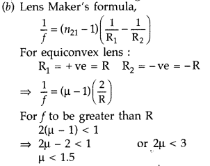 Important Questions for Class 12 Physics Chapter 9 Ray Optics and Optical Instruments Class 12 Important Questions 205