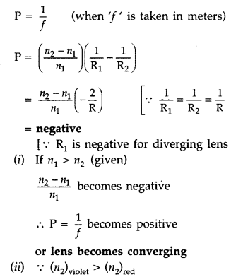 Important Questions for Class 12 Physics Chapter 9 Ray Optics and Optical Instruments Class 12 Important Questions 210