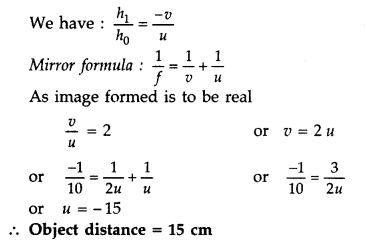 Important Questions for Class 12 Physics Chapter 9 Ray Optics and Optical Instruments Class 12 Important Questions 25