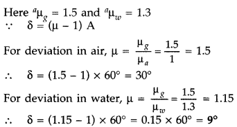 Important Questions for Class 12 Physics Chapter 9 Ray Optics and Optical Instruments Class 12 Important Questions 3