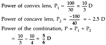 Important Questions for Class 12 Physics Chapter 9 Ray Optics and Optical Instruments Class 12 Important Questions 46
