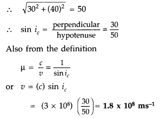 Important Questions for Class 12 Physics Chapter 9 Ray Optics and Optical Instruments Class 12 Important Questions 79