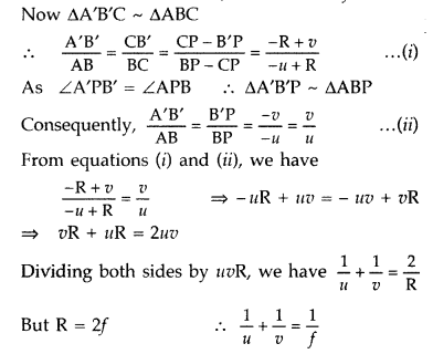 Important Questions for Class 12 Physics Chapter 9 Ray Optics and Optical Instruments Class 12 Important Questions 81