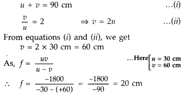 Important Questions for Class 12 Physics Chapter 9 Ray Optics and Optical Instruments Class 12 Important Questions 88