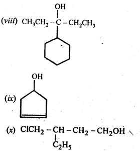 NCERT Solutions For Class 12 Chemistry Chapter 11 Alcohols Phenols and Ether Exercises Q2.1