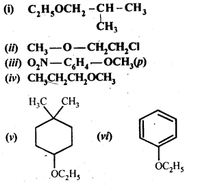 NCERT Solutions For Class 12 Chemistry Chapter 11 Alcohols Phenols and Ether Exercises Q23