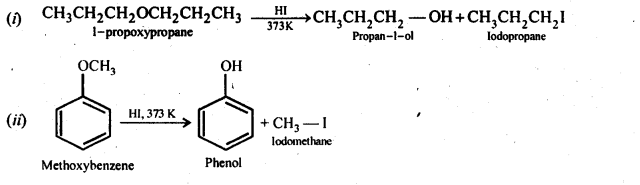 NCERT Solutions For Class 12 Chemistry Chapter 11 Alcohols Phenols and Ether Exercises Q28