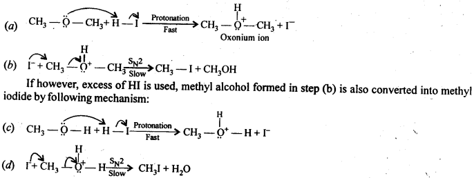 NCERT Solutions For Class 12 Chemistry Chapter 11 Alcohols Phenols and Ether Exercises Q30