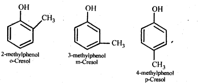 NCERT Solutions For Class 12 Chemistry Chapter 11 Alcohols Phenols and Ether Exercises Q7