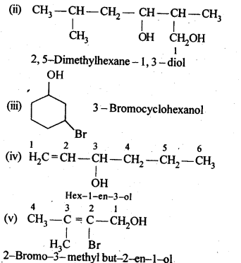 NCERT Solutions For Class 12 Chemistry Chapter 11 Alcohols Phenols and Ether Intext Questions Q3.2