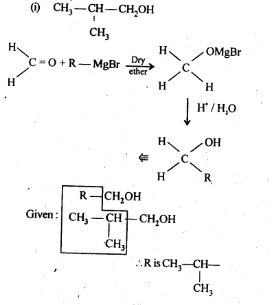 NCERT Solutions For Class 12 Chemistry Chapter 11 Alcohols Phenols and Ether Intext Questions Q4.1