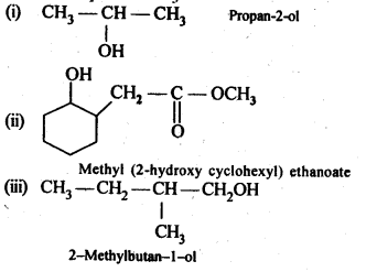 NCERT Solutions For Class 12 Chemistry Chapter 11 Alcohols Phenols and Ether Intext Questions Q5.1