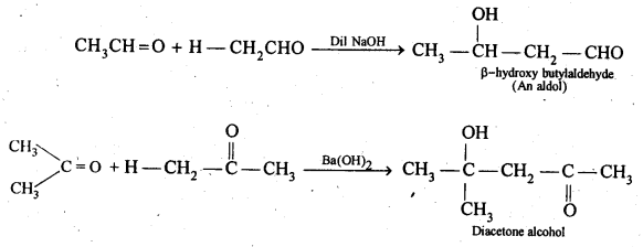 NCERT Solutions For Class 12 Chemistry Chapter 12 Aldehydes Ketones and Carboxylic Acids Exercises Q1.3